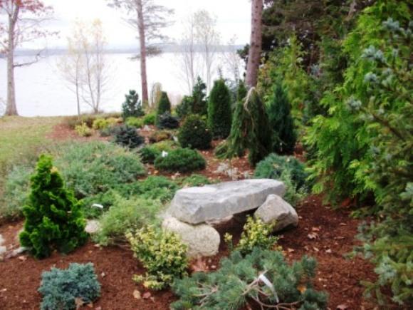 Landscape design c by natural earth garden designs for Earth designs landscaping