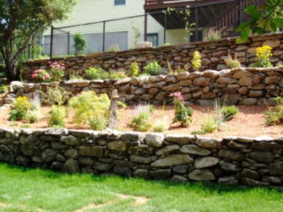 Hill design b by natural earth garden designs for Hill design garden