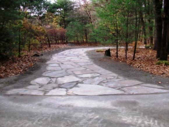 Driveway Culvert Stone